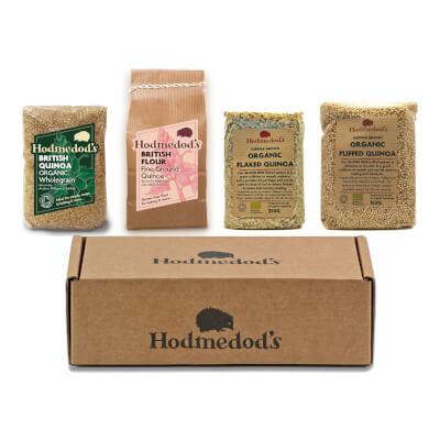 British Quinoa Selection