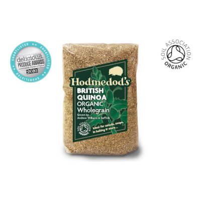 British White Organic Quinoa