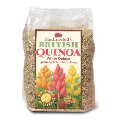 British White Quinoa