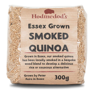 Essex Grown Smoked Quinoa