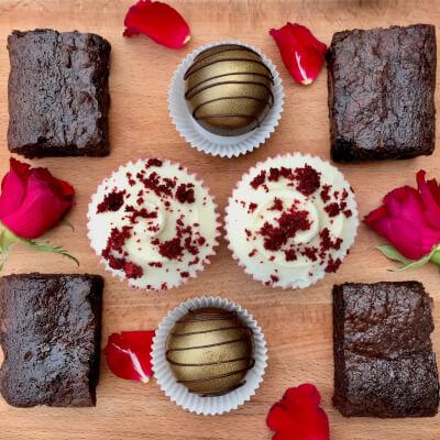 Vegan Valentines Day Parcel