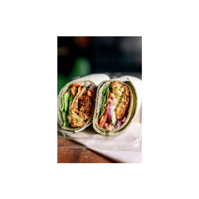 Falafel & Hummus Wrap