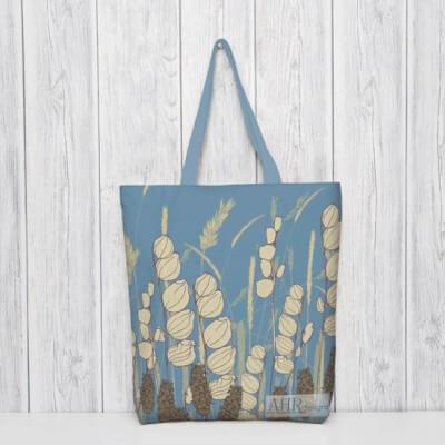Meadow Sky Tote Bag