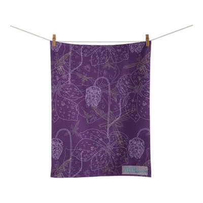 Fritillaria Tea Towel
