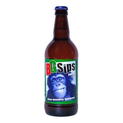 Blue Monkey Bg Sips (Pack Of 12 )