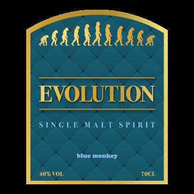 Blue Monkey Evolution Malt Spirit