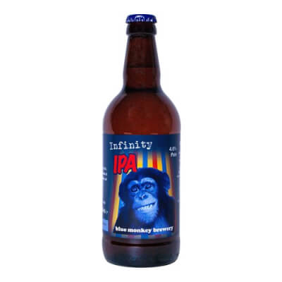 Blue Monkey Infinity Ipa (Pack Of 12)