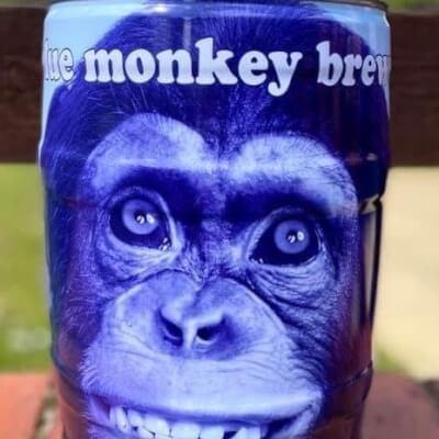 Blue Monkey Mini Keg Infinity 4.6%