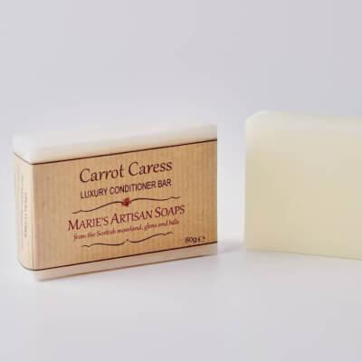 Carrot Caress Conditioner Bar