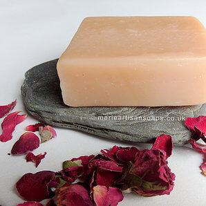 Geranium Rosewood Soap
