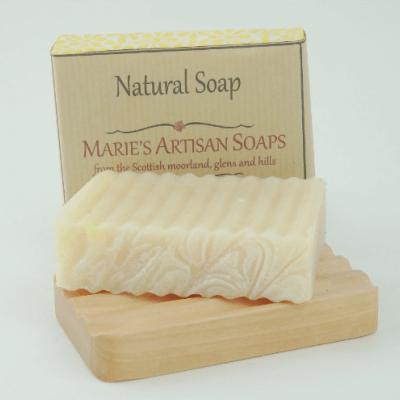 Natural - Unscented Soap Bar
