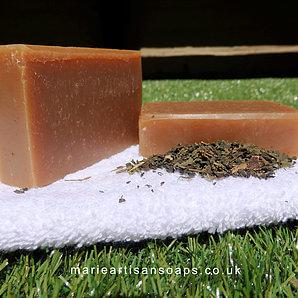 Nettle Shampoo Bar Anti Dandruff