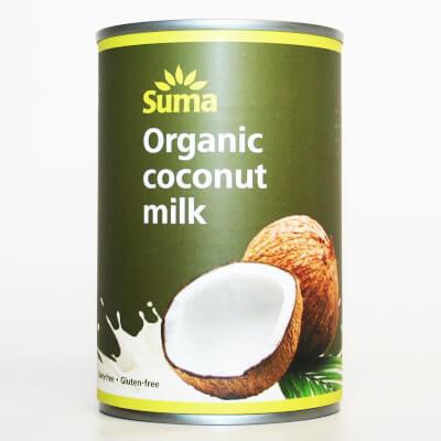 SUMA Organic Coconut Milk