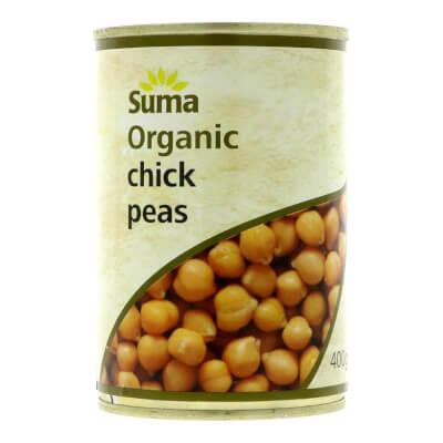 Suma Organic Chickpeas