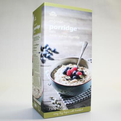 SUMA Organic Porridge Oats