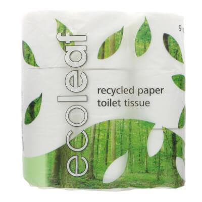 Suma Ecoleaf Toilet Paper 9 Rolls