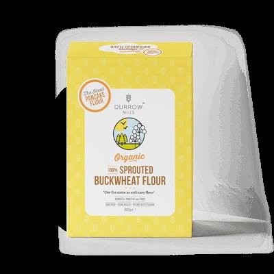 Organic Sprouted Buckwheat Flour 800G