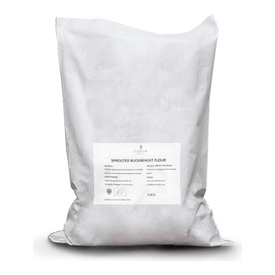 Organic Sprouted Buckwheat Flour 10Kg