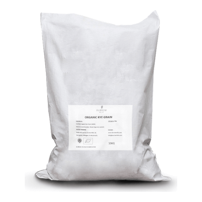 Organic Sprouted Rye Flour 10Kg