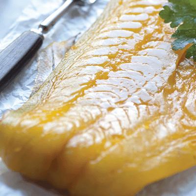 Smoked Yellow Haddock