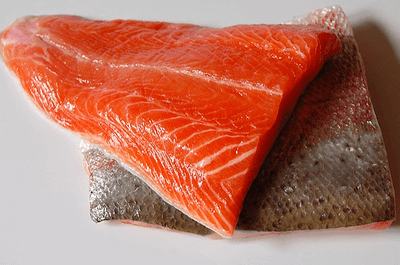 Salmon Tail