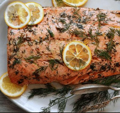 Salmon Full Fillet