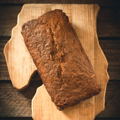 Banana Bread Without Walnuts