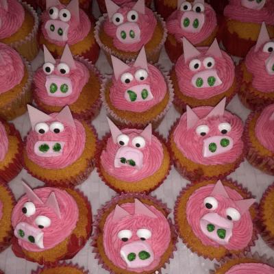 Piglet Muffins