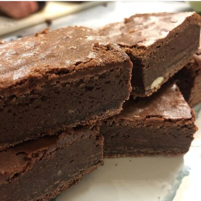 Double Chocolate Brownies