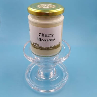 Cherry Blossom 100% Soy Wax Candle