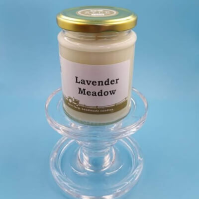 Lavender Meadow 100% Soy Wax Candle
