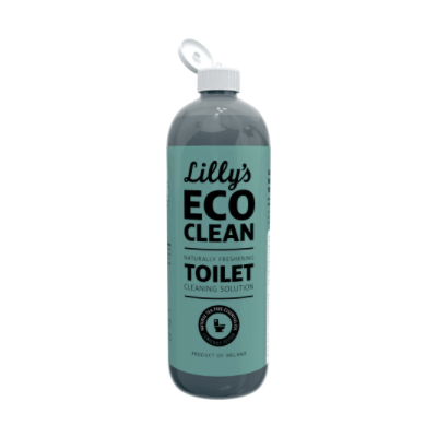 Lilly's Eco Clean - Concentrated Toilet Cleaner With Natural Tea Tree Oil 750Ml