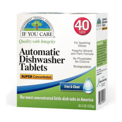 If You Care - Dishwasher Tabs
