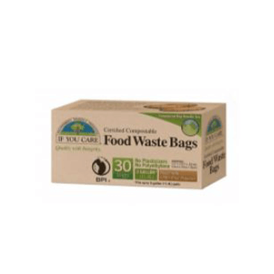 If You Care 1L Compostable Food Waste Bag (30 Pk)