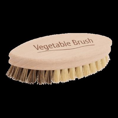 Beechwood Vegetable Brush