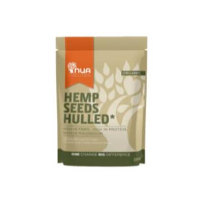 Nua Naturals - Hemp Seeds Hulled