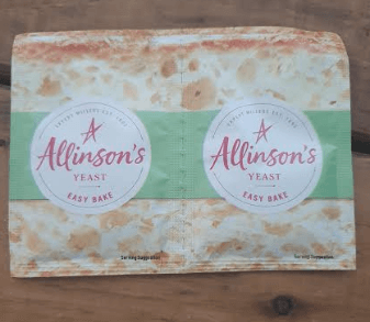 Allinson Easy Bake Yeast 2 X 7G Sachets