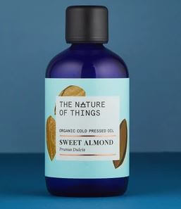 Nature Of Things - Carrier Oils - Almond (Sweet) Organic 100Ml