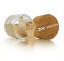 Zao Liquid Foundation -Apricot - 702