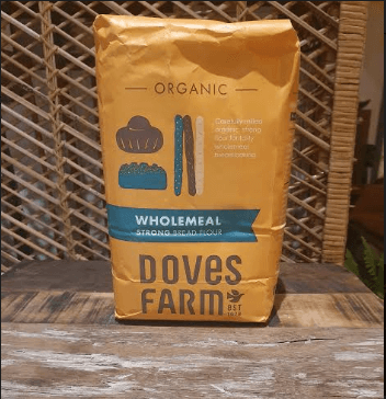 Doves Farm Organic Strong Wholemeal Bread Flour 1.5Kg