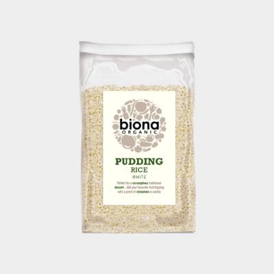 Biona Organic Pudding Rice