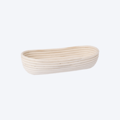 Redecker Proofing Basket Oval Sm