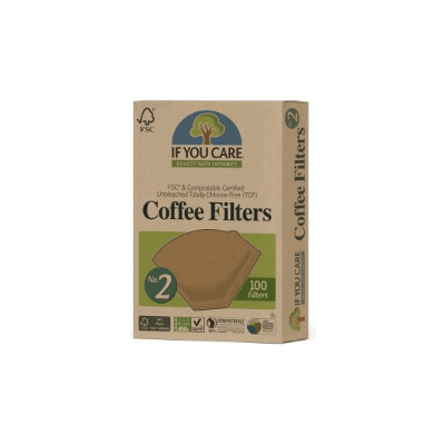 If You Care Coffee Filters ( No.2) 100Pk