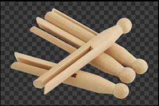 Storm Pegs Set Of 50