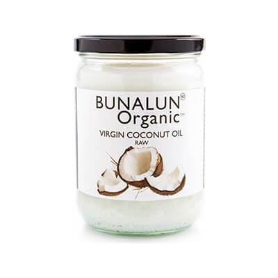 Bunalun Organic Virgin Coconut Oil (432 Ml)