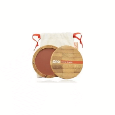 Zao Blush Powder - Orange/Brown - 321
