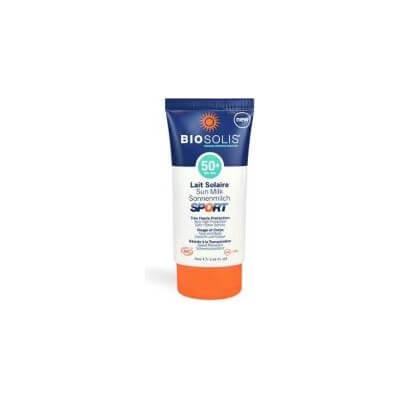 Biosolis Organic Sport Extreme Spf50+ Sun Milk 75Ml