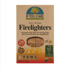 If You Care Firelighters 28 Pk