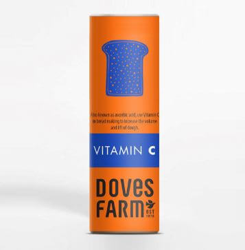 Doves Farm Vitamin C 120G