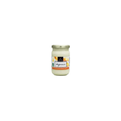 Pique Assiettes Mayonnaise With Egg 185G, Organic